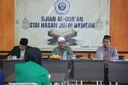 Ujian Al Qur'an STAI Hasan Jufri